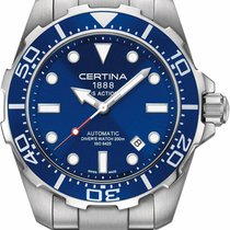 Certina DS Action C013.407.11.041.00 Herren Automatikuhr ISO...
