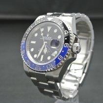 Rolex GMT-Master II BATMAN m. Box+Garantiekarte  (Europe Watches)