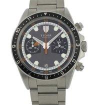 帝陀 (Tudor) Heritage Chronograph Grey dial