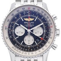 Breitling Navitimer GMT Stahlband AB044121.BD24.443A