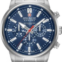 Hanowa Swiss Military CRUSADER CHRONO 06-5285.04.003 Herrenarm...