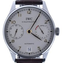 IWC PORTUGUESE IW500114 7 DAY POWER RESERVE
