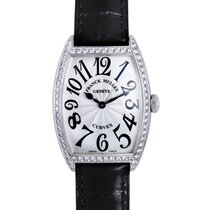 Franck Muller Curvex Womens Stainless Steel Quartz Watch...