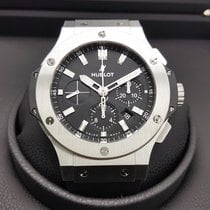 Hublot Big Bang 44mm  Stainless Steel Mens WATCH 301.SX.1170.RX