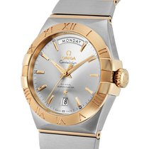 Omega CONSTELLATION CO-AXIAL Automatic 38MM 123.20.38.22.02.002