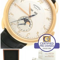 Hermès Arceau Grande Lune 18K Rose Gold AR8.870 038014WW00...