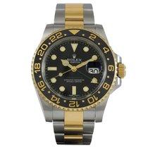 Rolex GMT Master ll Gold/Steel 116713LN