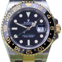 Rolex GMT-Master II 116713 Men's 40mm Ceramic Black Index...