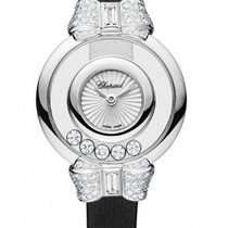 Chopard Happy Diamonds Icons 18K White Gold & Diamonds...