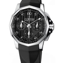 Corum 753.771.20/F371 AN15 Admirals Cup Challenger Chrono in...