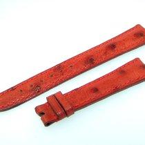 Piaget Band 15mm Strauss Rot Red Roja Strap Correa Für...