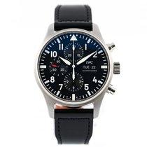 IWC Pilot's Watch Chronograph New Edition
