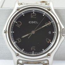Ebel 1911 Senior Herren Uhr Stahl/stahl 39mm Schöner Zustand...
