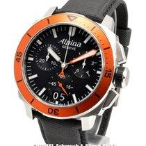 Alpina Seastrong Diver 300 Chronograph Big Date