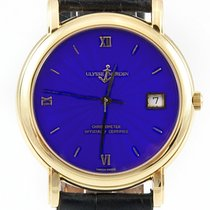 Ulysse Nardin San Marco 18k Yellowgold Original FULL SET