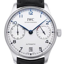 IWC Portugieser Automatic 7 Tage IW500705 auch Export