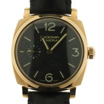 Panerai Historic Radiomir 1940 3 Days Oro Rosso 42mm Pam575
