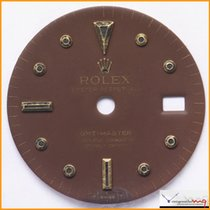 Rolex Dial GMT Ref 1675/8 Nipple Dial Year 1960 No Crown Guard