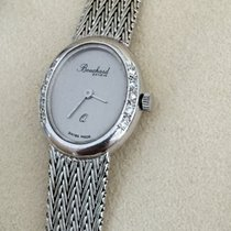 Bouchard White Gold Lady Watch Diamonds 14 krt