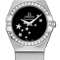 Omega Constellation Star 24mm 123.15.24.60.01.001