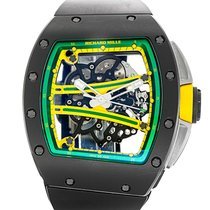 Richard Mille Watch RM061-01 AO CA-TZP YOHAN BLAKE
