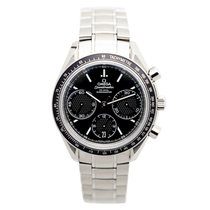 Omega Speedmaster Stainless Steel Black Automatic 326.30.40.50...