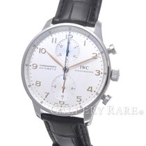 "IWC Portugieser Chronograph Stainless Steel  40.9MM ""New"""