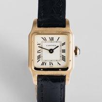 """Cartier Santos-Dumont Vintage """"Paris Dial"""""""
