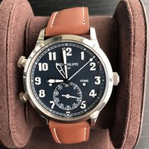 Patek Philippe 5524G-001  Complications Pilot Travel Time
