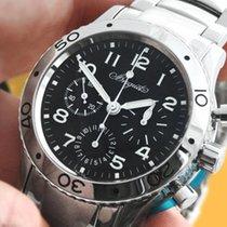 Breguet Type XX - XXI - XXII 3800 Steel Case Chronograph