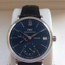 IWC - Portofino Hand-Wound 8 Days Power Reserve - IW510106 -...