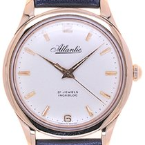 Atlantic Mans WristwatchÊ 21 Jewels