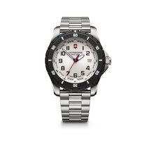 Victorinox Swiss Army Maverick Sport Large white dial, steel...