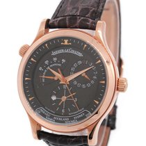 积家  (Jaeger-LeCoultre) 18K Rose Gold 142.2.92.5 World Geograph...
