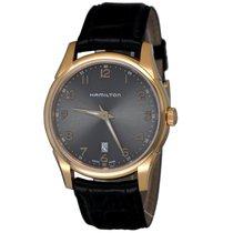 Hamilton Jazzmaster Thinline Quartz H38541783 Watch
