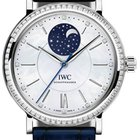 萬國 (IWC) [NEW] Portofino Midsize Automatic Moonphase Ladies...