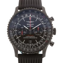 Breitling Navitimer 01 46 Automatic Black Dial