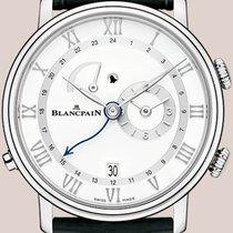 Blancpain Villeret Réveil GMT · 6640-1127-55B