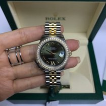 劳力士  (Rolex) DATEJUST 178383VI GREEN