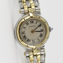 Cartier Panthere Vendome Stahl / Gold 1057920