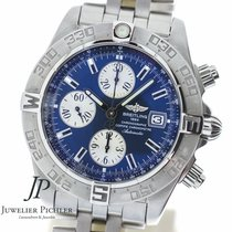 Breitling Galactic Chronograph 44mm Baujahr 2011