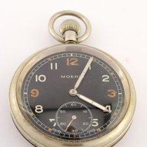 Moeris pocket watch, observation watch, British military, 1930s