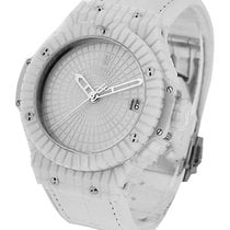 Hublot 346.HX.2800.BR White Caviar 41mm Big Bang - White...