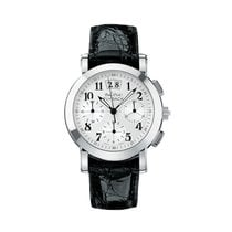 Paul Picot Firshire Silver Dial Automatic Men's Leather Watch