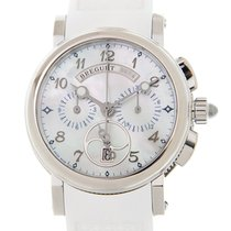 Breguet Marine Stainless Steel White Automatic 8827ST/5W/986