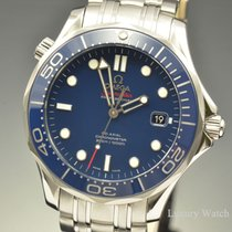 Omega Seamaster Diver Blue Ceramic Co-Axial 212.30.41.20.03.001