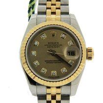 Rolex Oyster Perpetual Datejust 179173 18ct Gold & Steel...