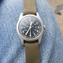 Hamilton Beautiful military issued watch, circa 1978 H3 model