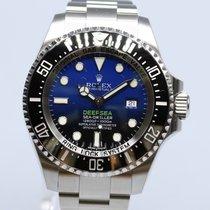 "Rolex Sea-Dweller Deepsea ""Deep Blue"" James Cameron 44MM"