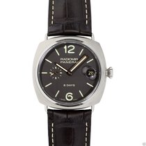 Panerai PAM00346 Radiomir 8 Days 45mm PAM 346 Titanium Manual...